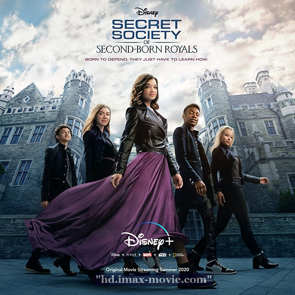 Ver Online Secret Society Of Second Born Royals P E L I C U L A Hd En Espanol Completa Latino 2020 By Sharon Minnick Medium