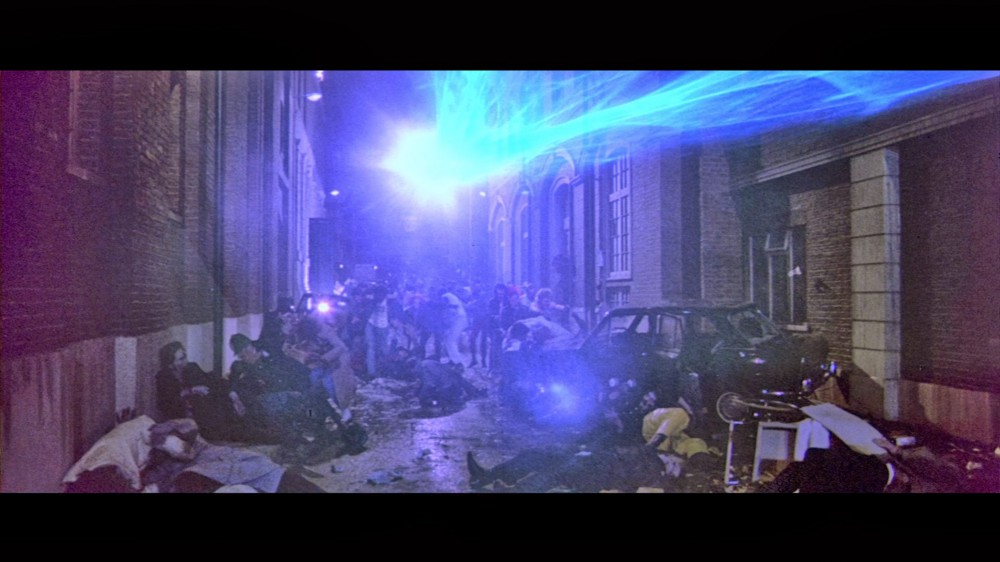 LIFEFORCE — Special Edition Blu-ray / Review - Cathode Ray Tube - Medium