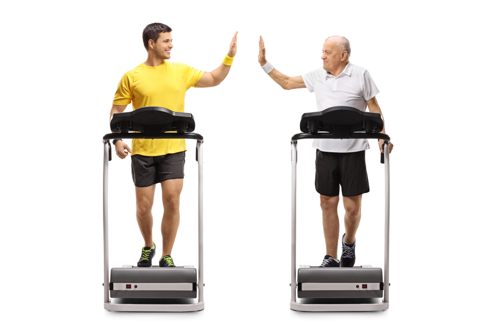 Do treadmills make you lose weight