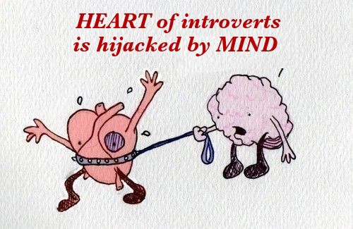 Introverts Decoded: Unspoken Dilemma While In Love - P S  I