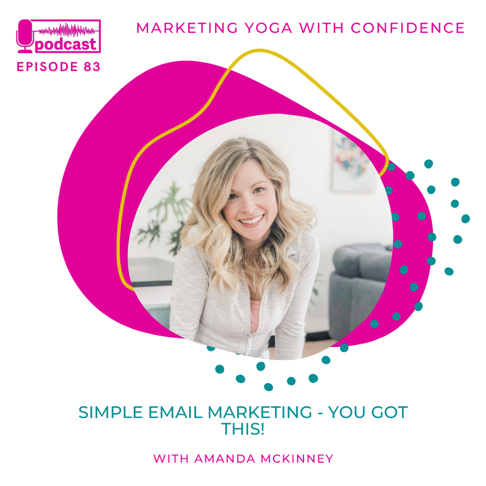 Simple email marketing—you got this!