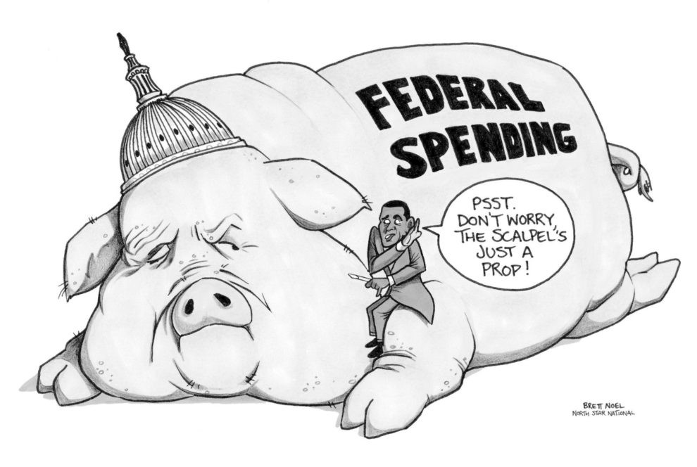 Bring Back Pork Barrel Spending - Dr. Daniel P. Beckmann ...