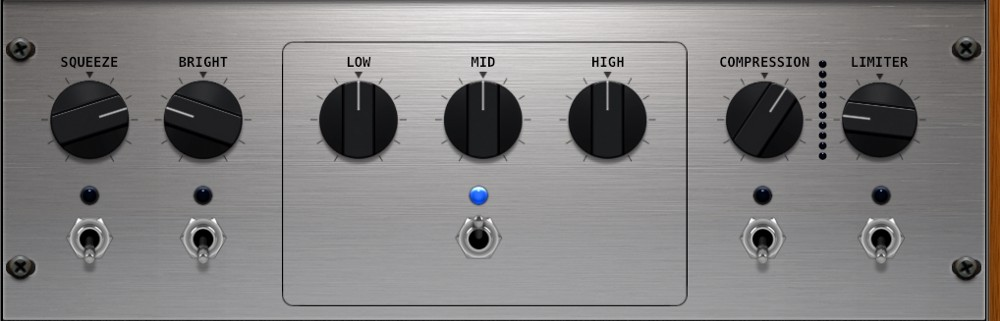 How to use an audio compressor or limiter in music, podcasts and video