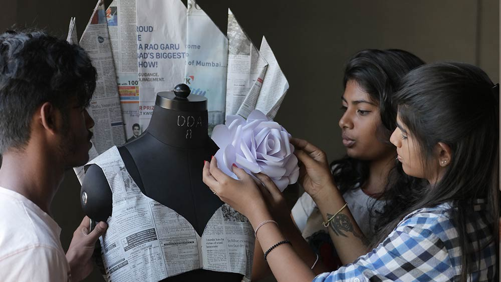 Why You Should Opt For Fashion Designing Courses In Hyderabad By Woxsenindia Medium