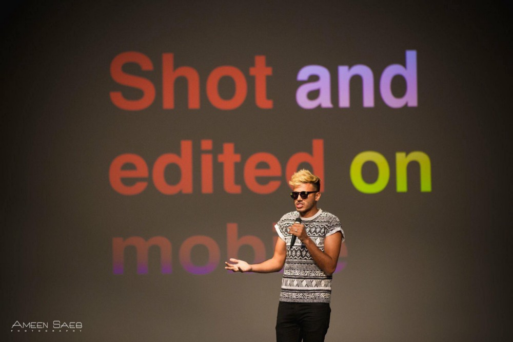 Innovator Q&A: Yusuf Omar on Mojo and Hashtag Our Stories