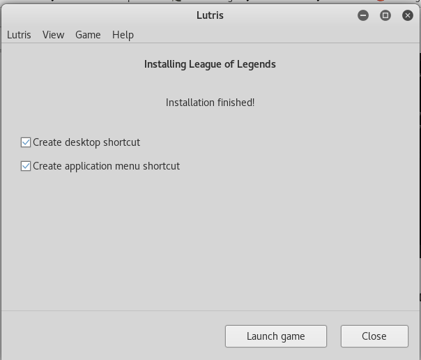 Install League of Legends new client on Linux (Kali/ubuntu (debian