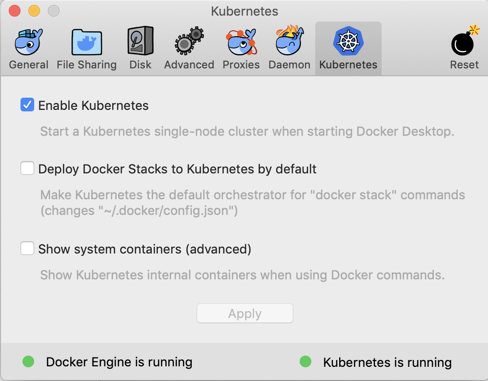 Using private Docker repo's in your local Kubernetes cluster