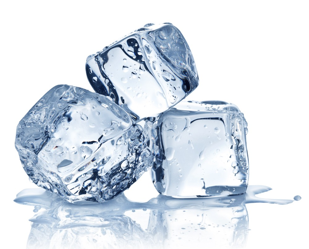 Image of an ice cube