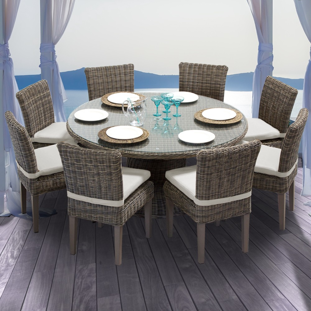 Four Benefits Of A Wicker Dining Table By Stacey Doyle Medium