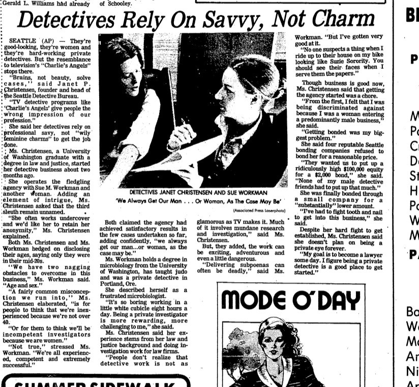 d58ba955f Rounding out her staff on the biggest cases — and Henry Hill was as big as  they came — was buoyant, mustachioed Charles Preston, whom the Seattle  Daily ...