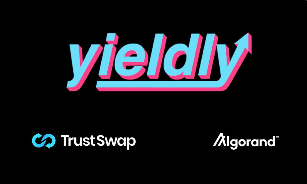 Yieldly Launches on the TrustSwap Launchpad using Algorand's Pure Proof-of-Stake Protocol