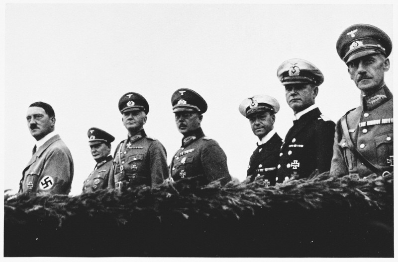Debunking a Persistent Myth of WWII: The German Army's Hands Were