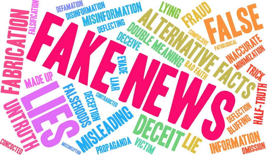 The amount of fake news on social media is a danger to our democracy.