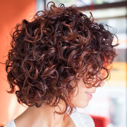 Curly Medium Hairstyles For Women 2019 2020 By Haircuts Medium