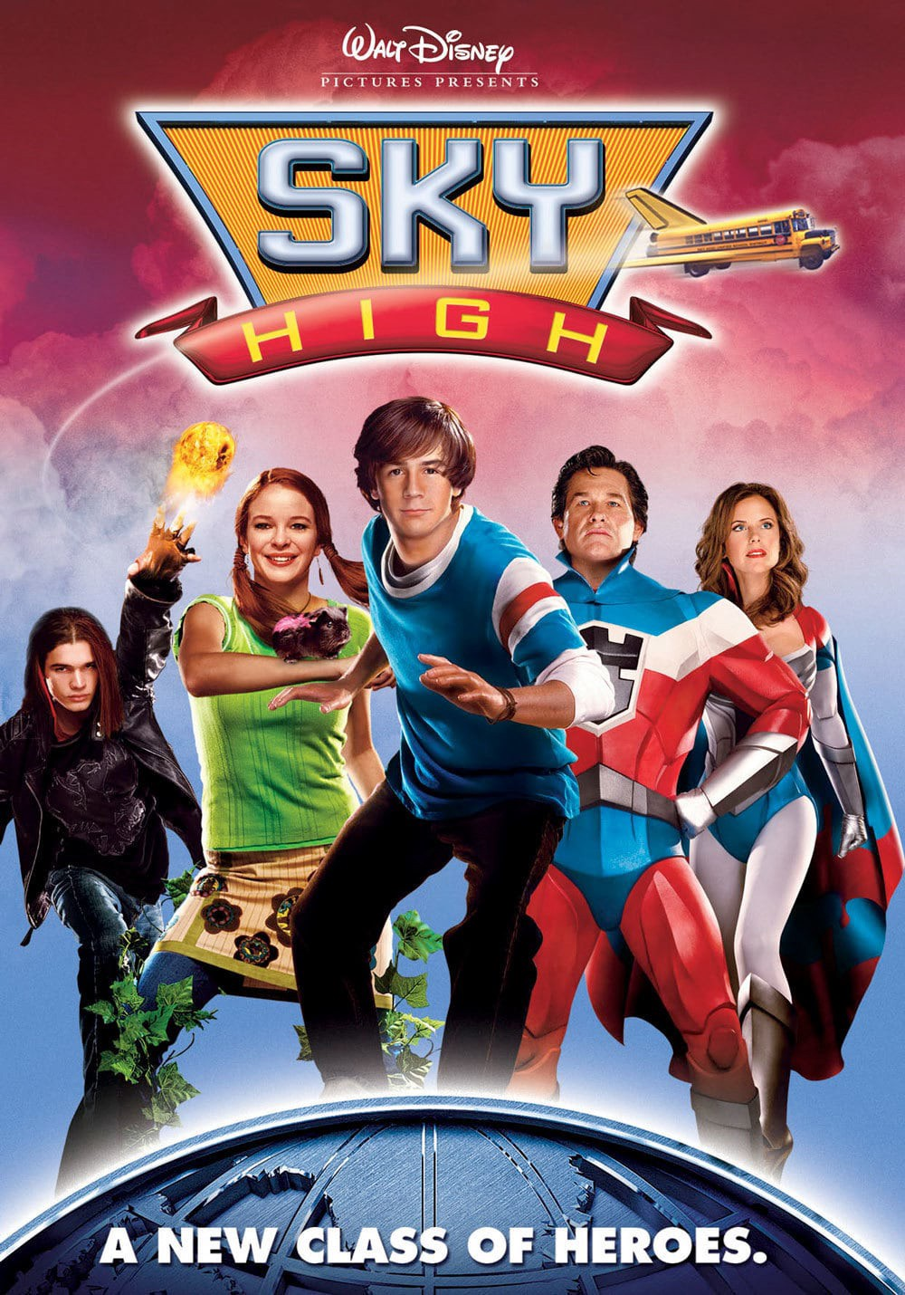 Sky High is one of the best movies of the 2000s - Allan