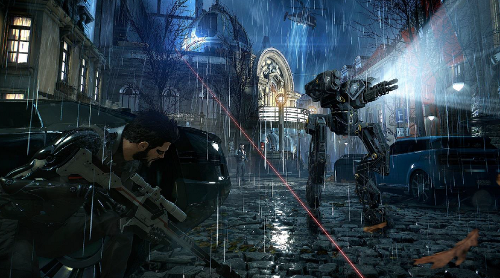 Behind the Scene — Building the World of Deus Ex: Mankind Divided
