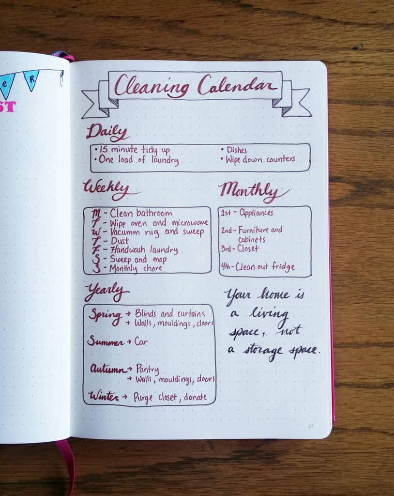 Bullet Journal Spreads to Implement Immediately for Higher