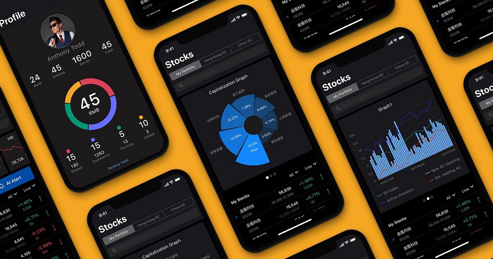 Case Study: Bitex. UX Design Challenge for a Stock ...