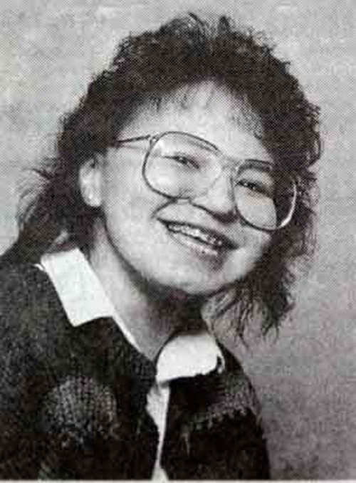 Sophie Sergie, who was murdered in 1993