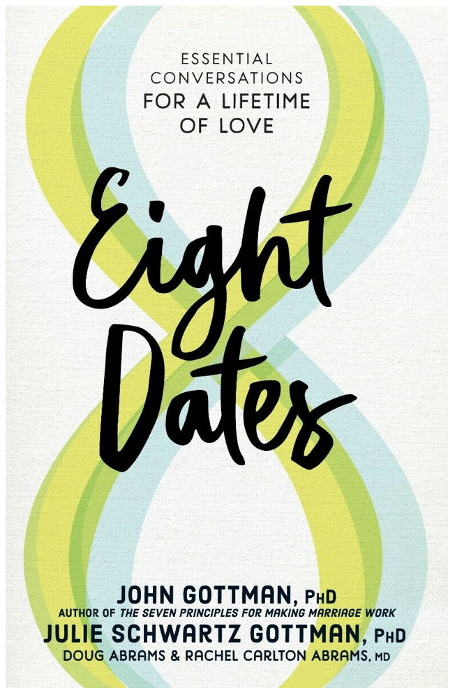Saving a marriage with the Gottmans, and a review of Eight Dates by
