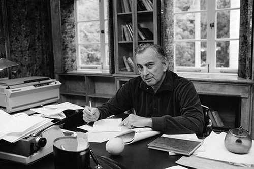 100+ Famous Authors and Their Writing Spaces - The Writing