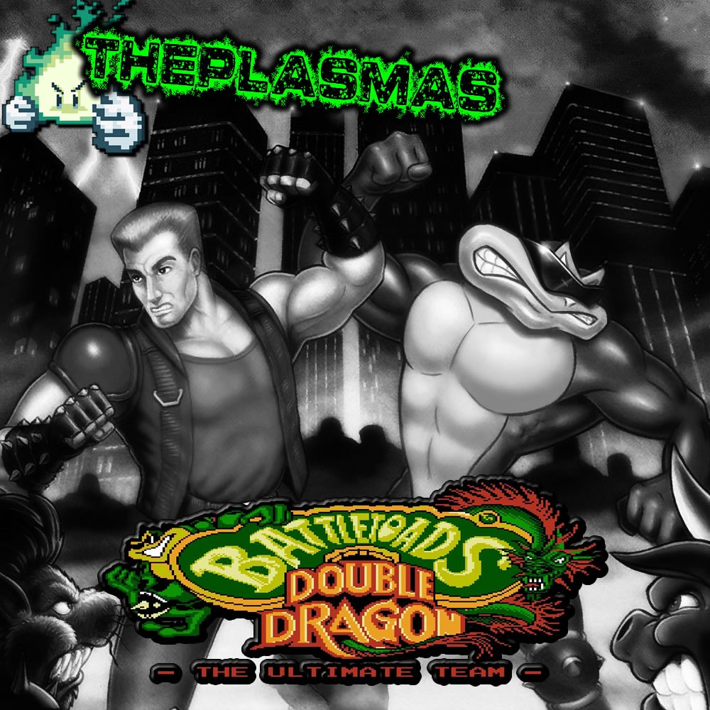 Battletoads Double Dragon Rock Covers By Theplasmas Of Valparaiso Chile