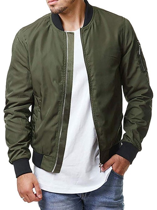 1c73dacce 16 Of The Best Bomber Jackets for Men in 2019 (Unbiased Review)