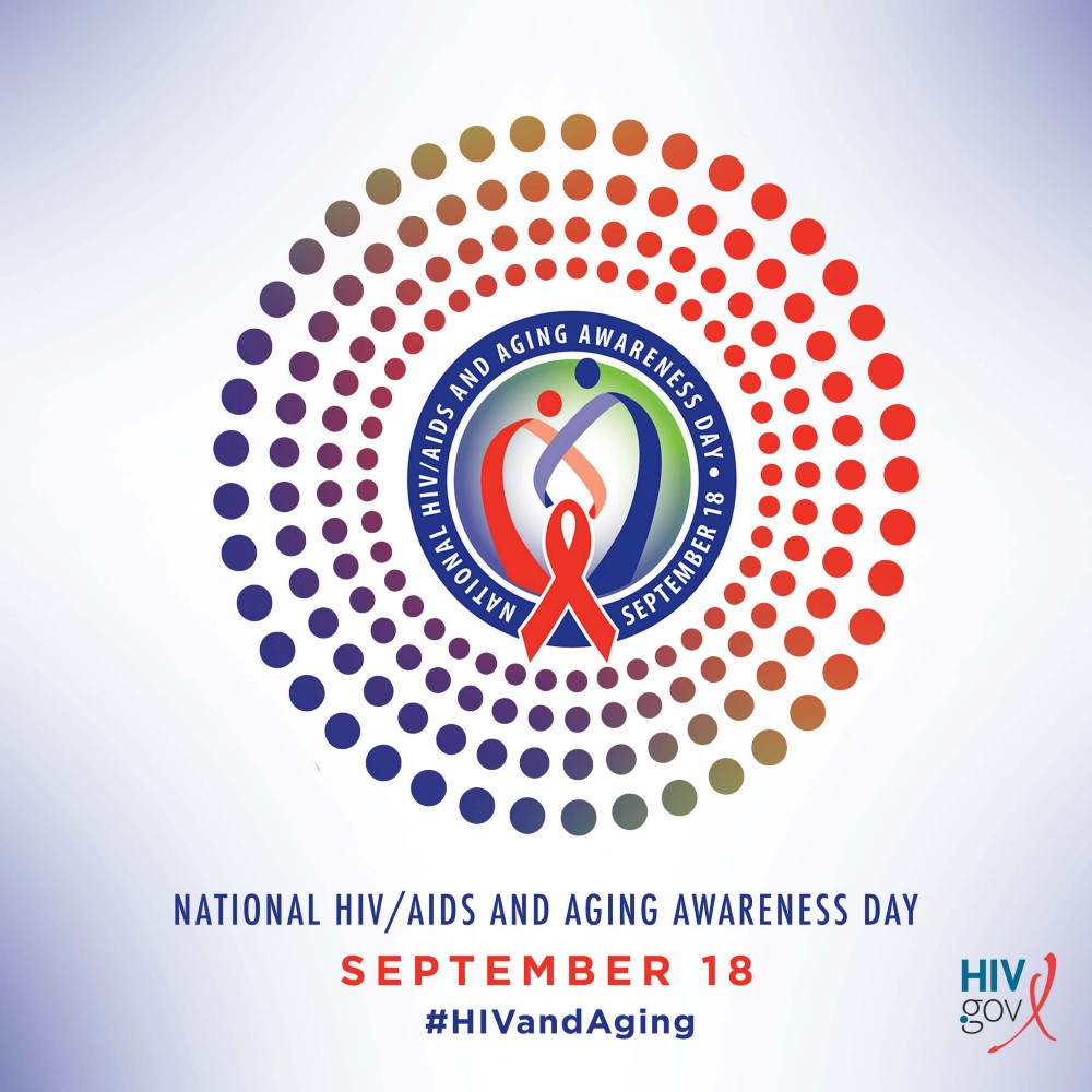 HIV/AIDS and Aging Awareness Day hiv.gov