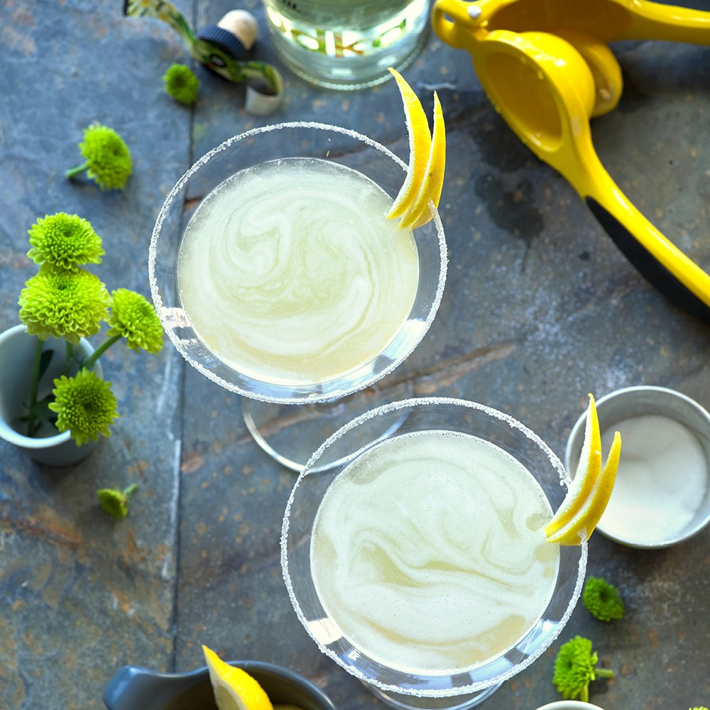 Image of Cocktail Collectives Lemon drop Martini