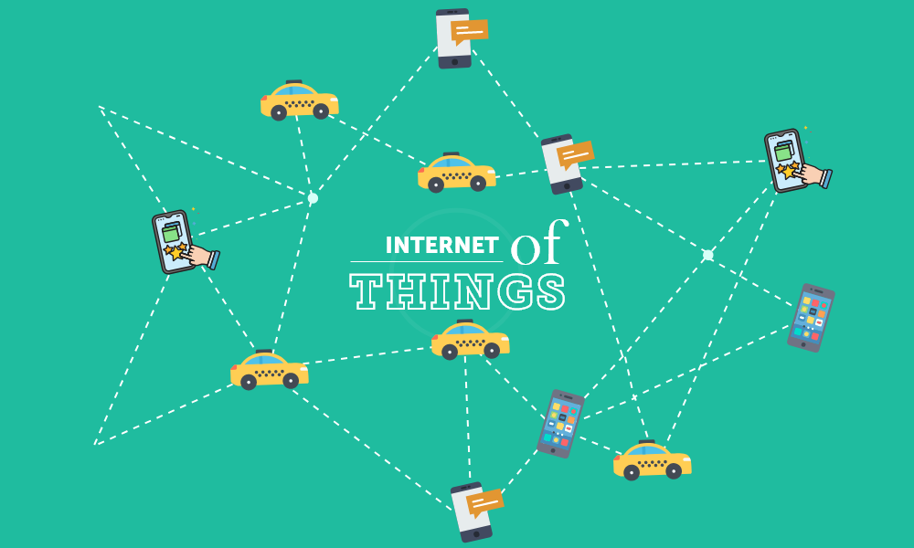 What is the Role of IoT in Taxi Booking App Solutions?