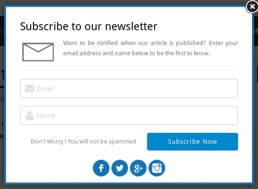 How To Grow Your Email Newsletter Subscribers By Larby Amirouche Larby Amirouche Medium
