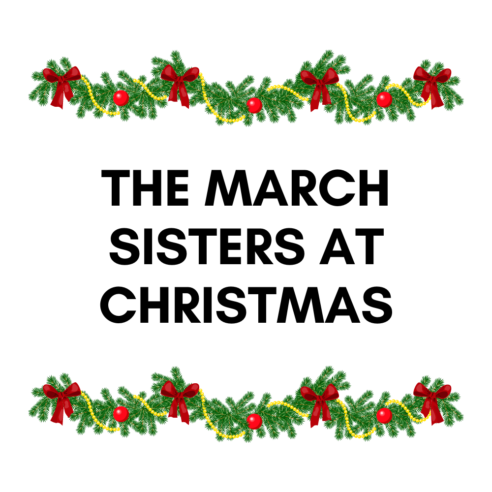 The March Sisters At Christmas By Hanninen Film Fest Holiday Movie Reviews Medium