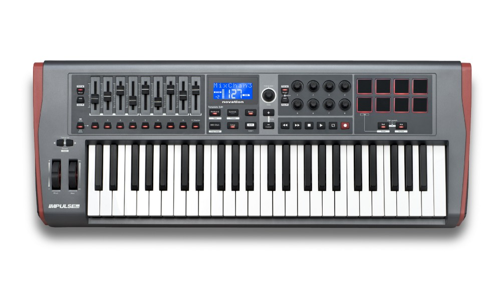 MIDI Controllers: The Key, The Secret - Novation // Notes - Medium