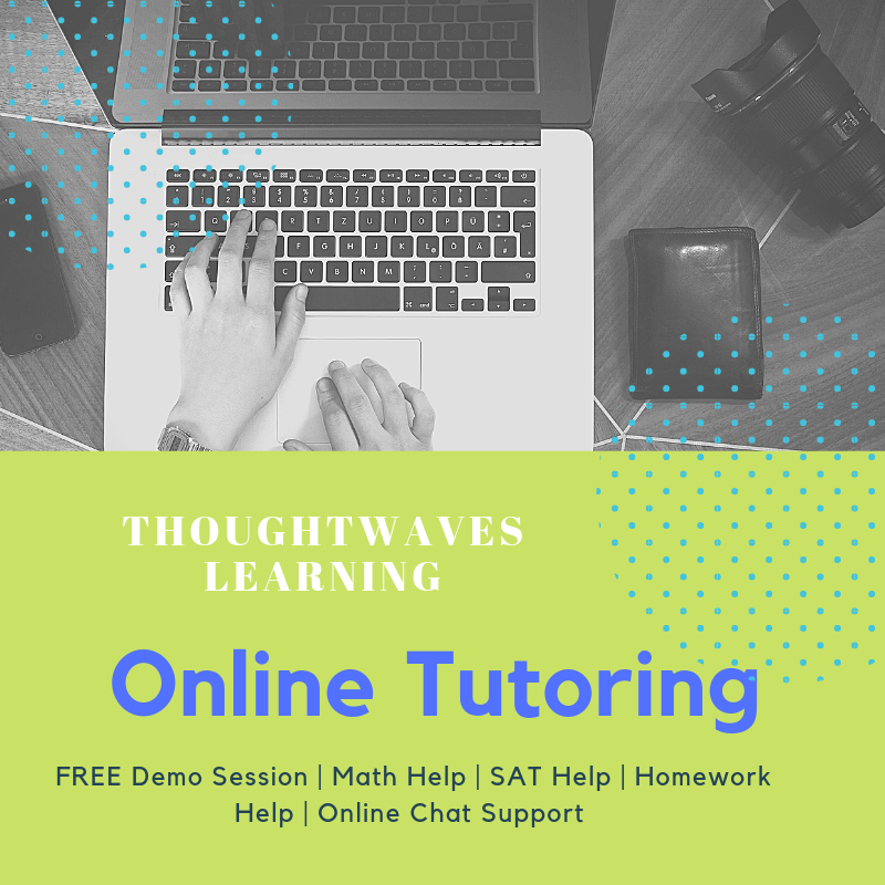 Online Tutoring   Thoughtwaves Learning - Thoughtwaves Learning - Medium