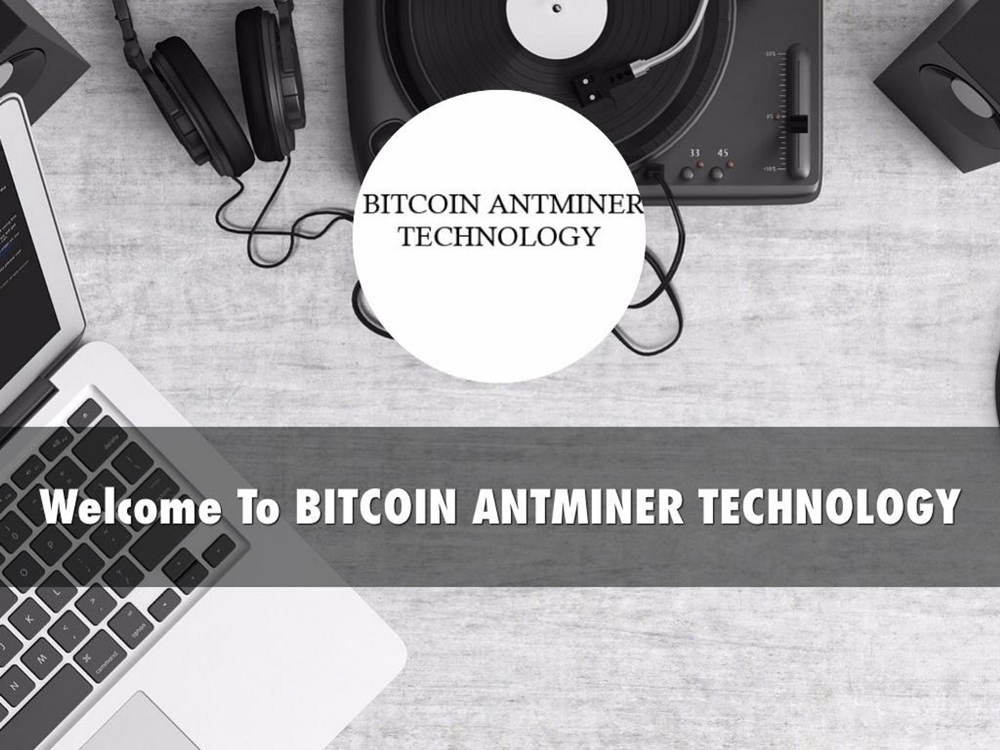 Detail Presentation About Bitcoin AntMiner Technology