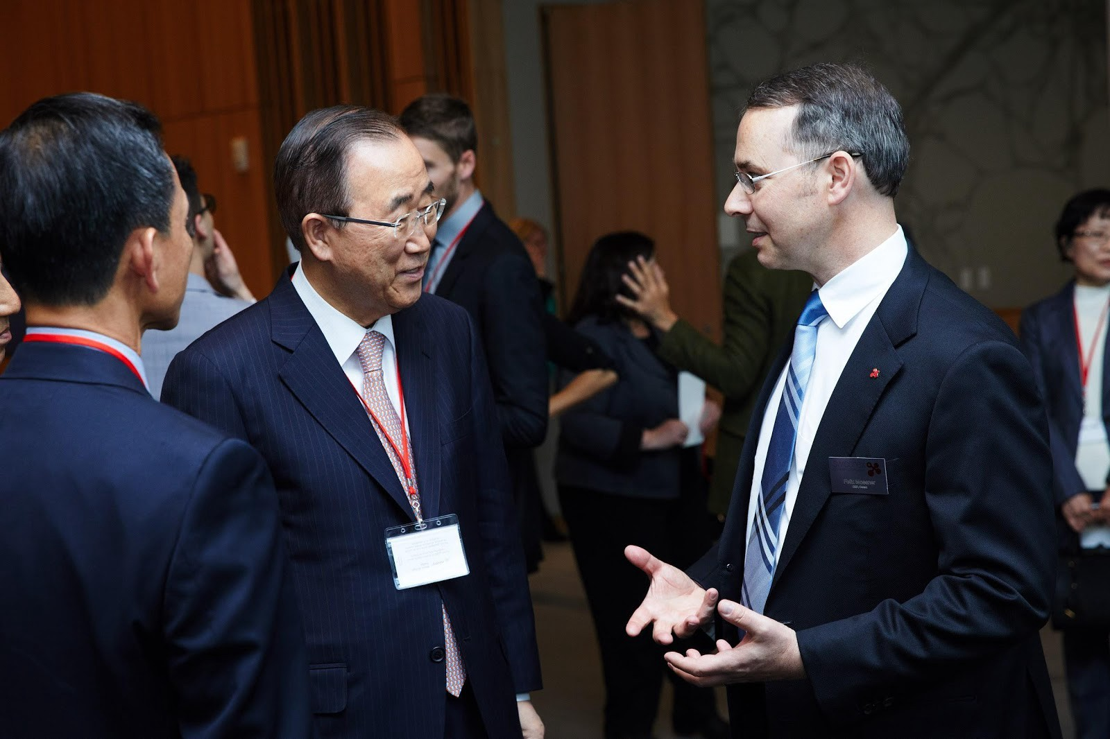 """""""A two-way exchange for innovative ideas between Switzerland and the US."""""""