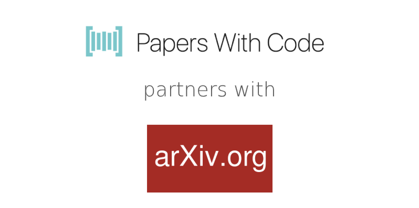 Papers with Code partners with arXiv