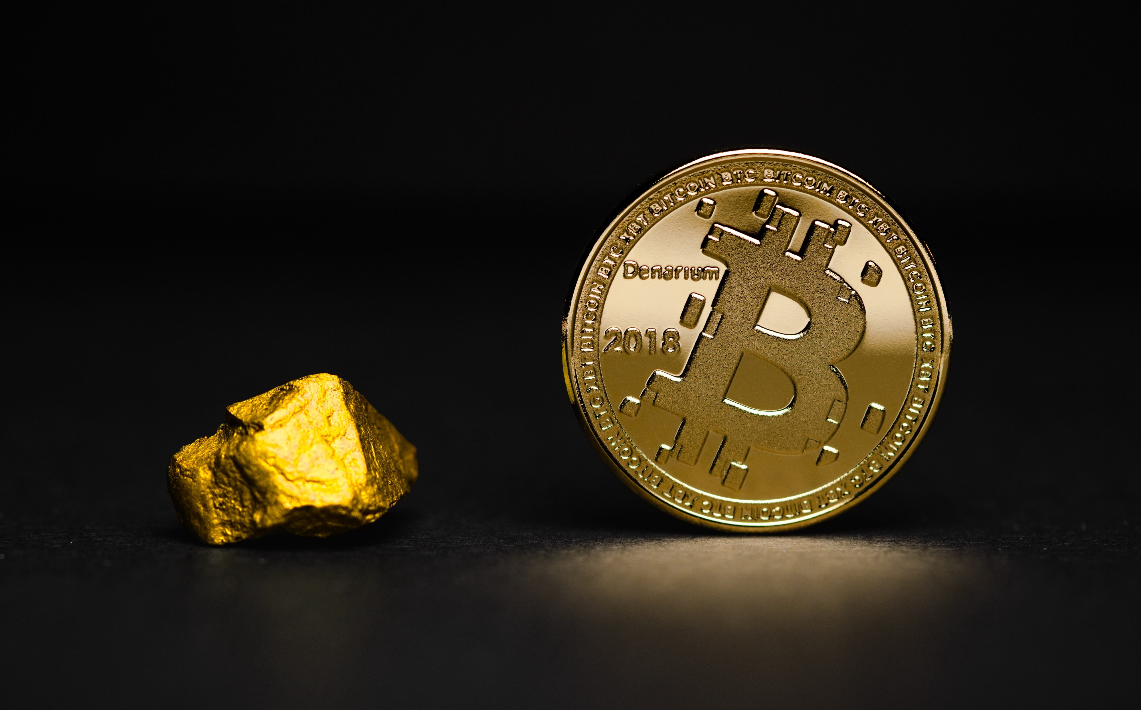 gold backed bitcoins