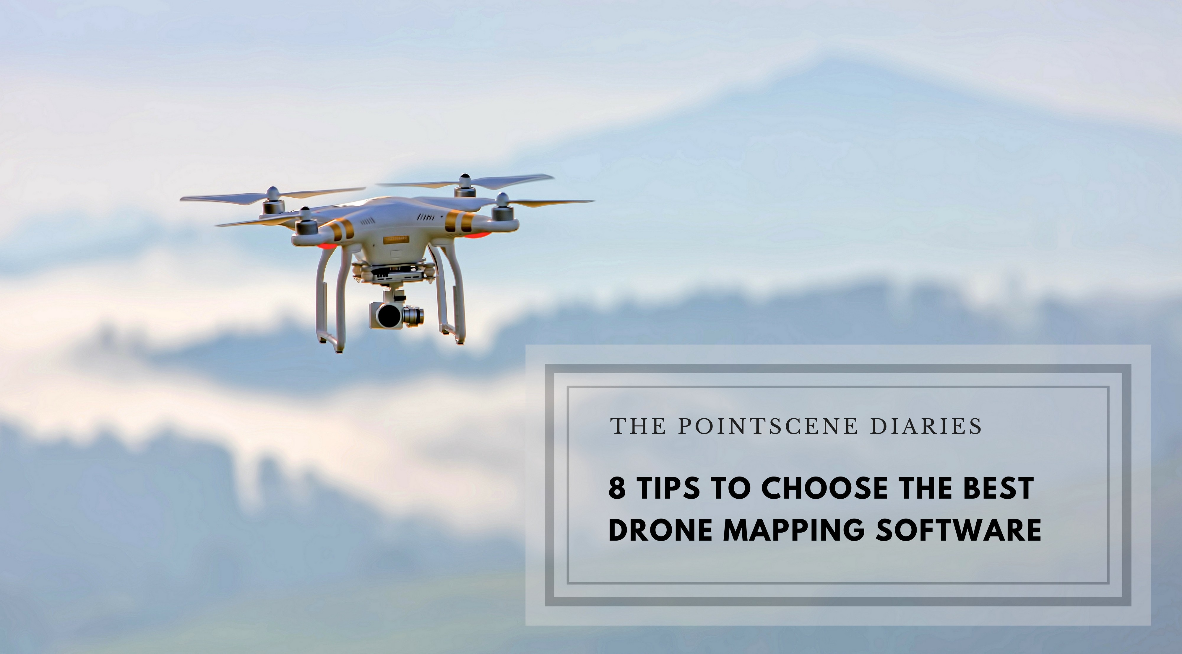 How to choose the best drone mapping software - The