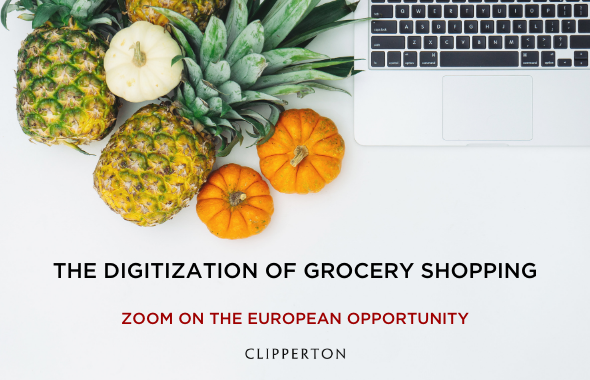 The digitization of grocery shopping — Zoom on the European opportunity