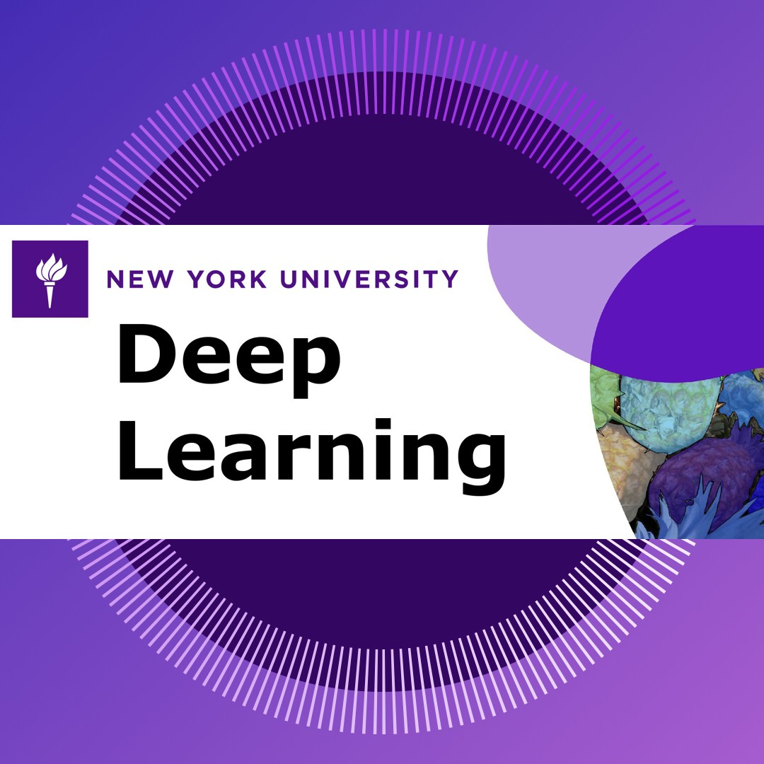 Yann LeCun's Deep Learning Course at CDS is Now Fully Online & Accessible to All