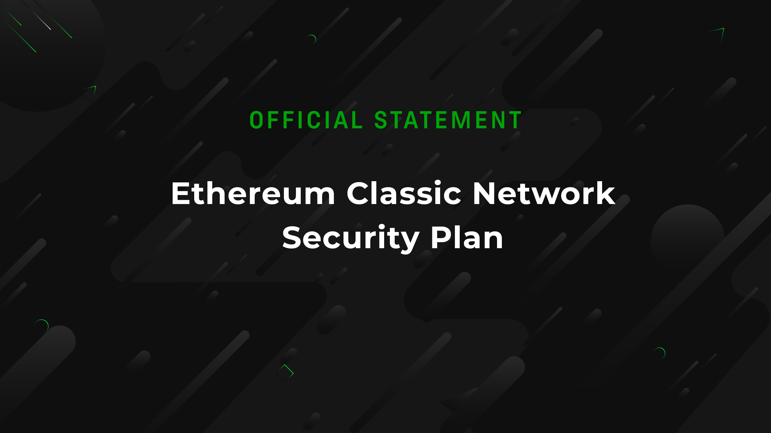 ETC Network Security Plan