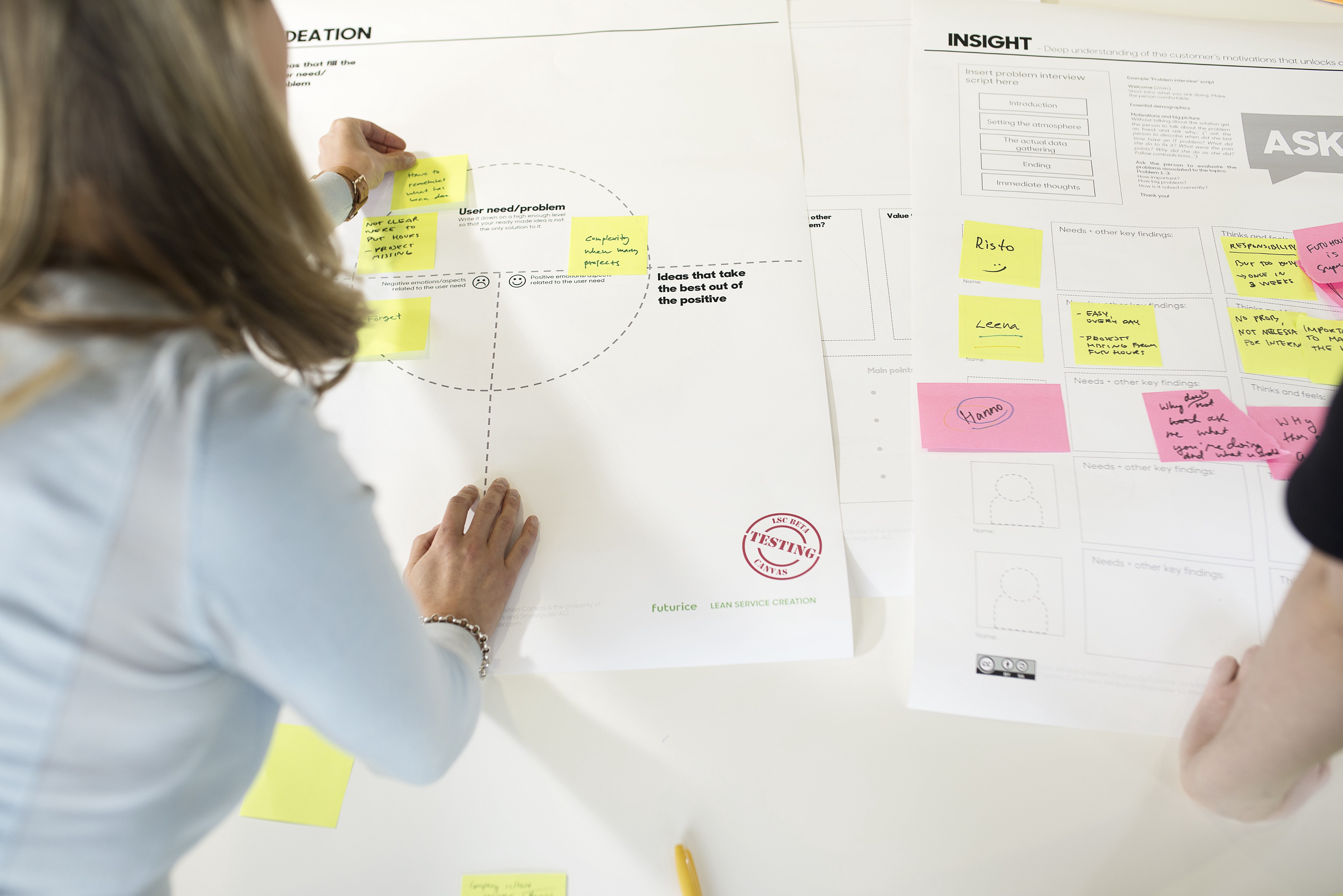 How to Get Your Ideas Aflight? — Futurice & Junction 2018