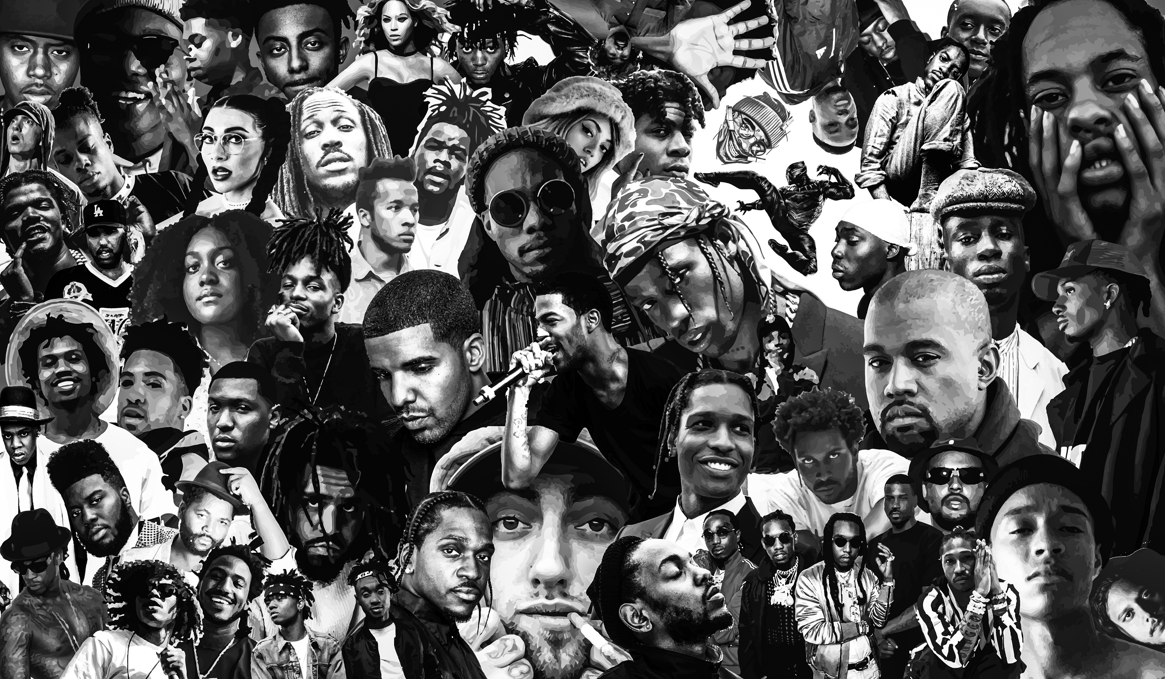2018 Was The Best Year In Hip Hop History By Rngldr Magazine Medium