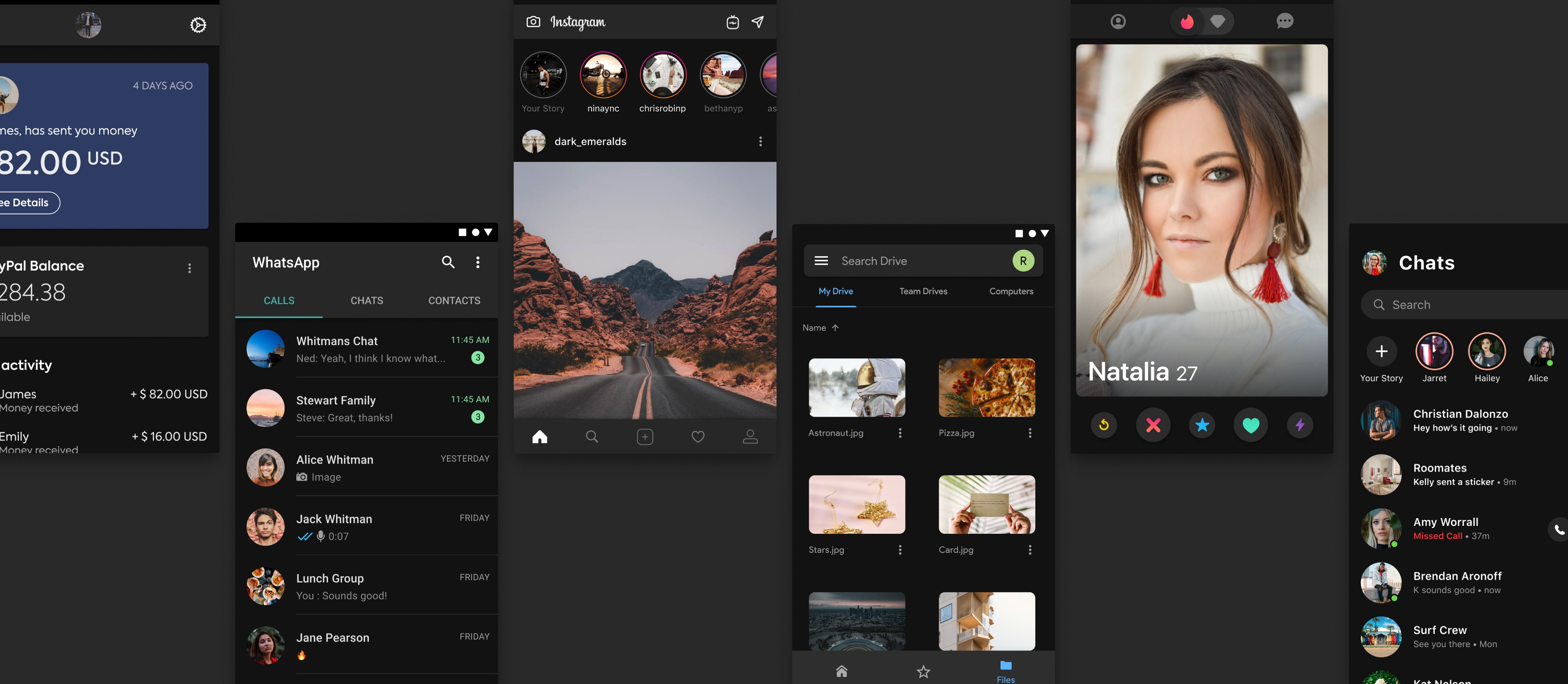 The Ultimate Guide On Designing A Dark Theme For Your Android App By Chethan Kvs Prototypr