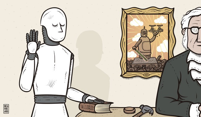 Why you should worry about the ethics of artificial intelligence?