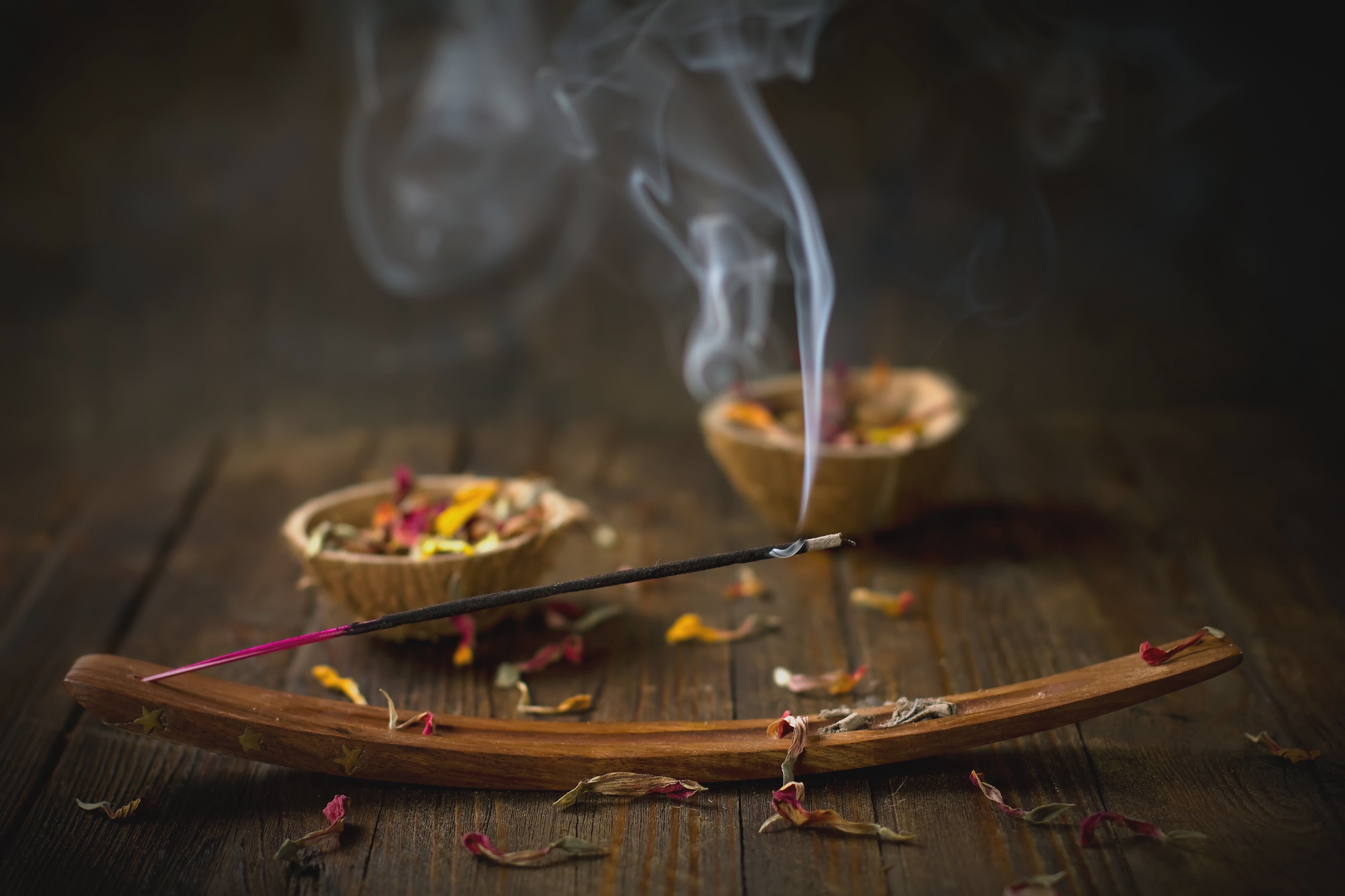 The Significance of Incense Burning — The Hindu Way