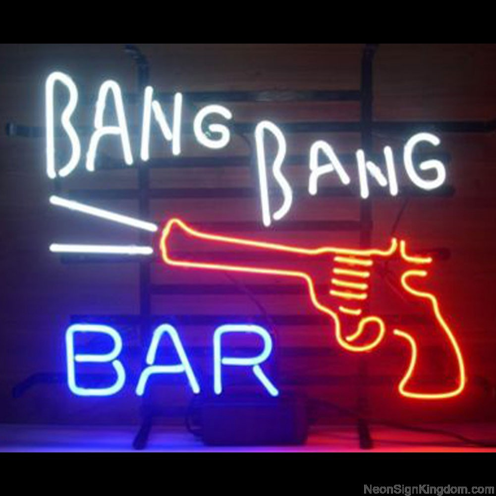 Neon Bar Signs For The Many Uses Of A Custom Light