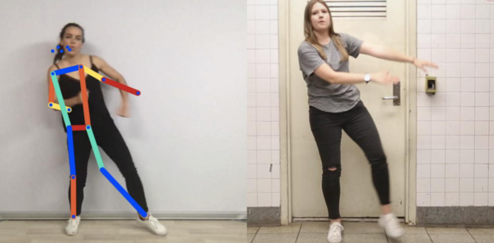 Move Mirror: An AI Experiment with Pose Estimation in the Browser