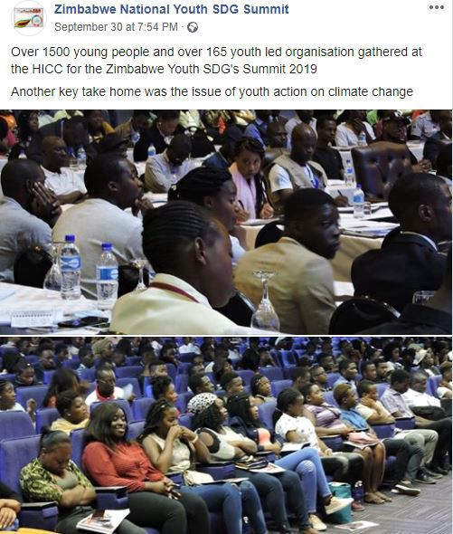 Act4SDGs mobilizes millions for the SDGs and the Decade of